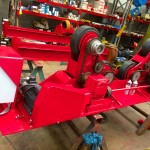 10. BODE 10 Tonne SAR Self Aligning Welding Rotators Reconditioning Process