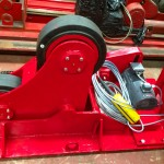 11. BODE 10 Tonne SAR Self Aligning Welding Rotators Reconditioning Process