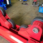 12. BODE 10 Tonne SAR Self Aligning Welding Rotators Reconditioning Process