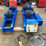 2. 15 Tonne Welding Rotators for hire