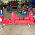 8. BODE 10 Tonne SAR Self Aligning Welding Rotators Reconditioning Process