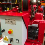 9. BODE 10 Tonne SAR Self Aligning Welding Rotators Reconditioning Process