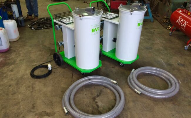 1. Brand New BVC Submerged Arc Portable Flux Recovery Unit For Hire, 110V.jpg