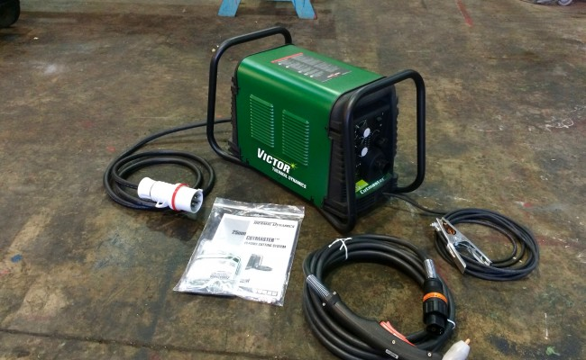 1. Thermal Dynamics Cutmaster 25 Plasma Cutter