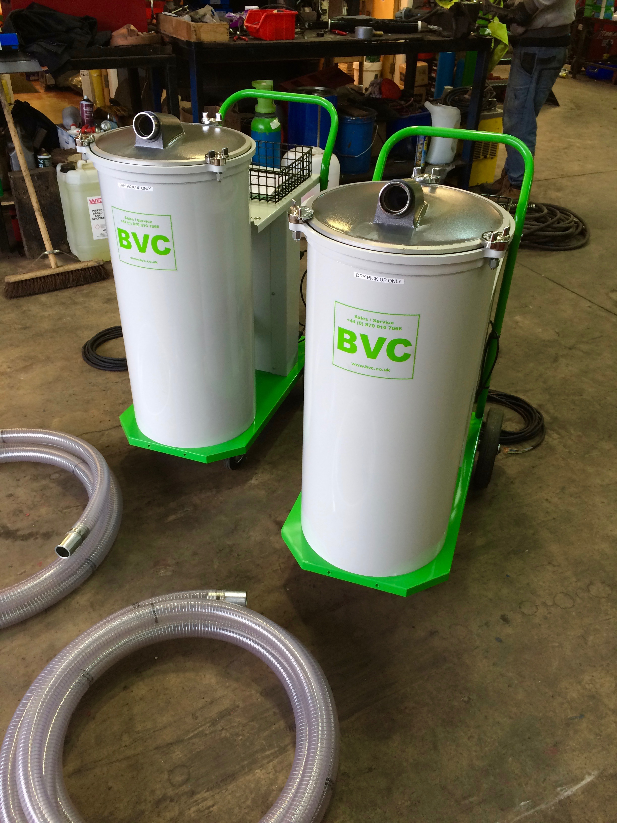 2. Brand New BVC Submerged Arc Portable Flux Recovery Unit For Hire, 110V.jpg