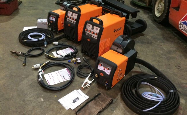 2. Jasic MIG 350 Separate Multi Process CC:CV MIG Welder Inverter Machine Package Deal