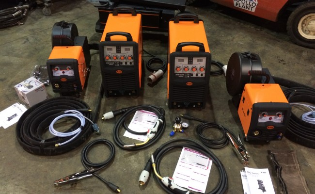 3. Jasic MIG 350 Separate Multi Process CC:CV MIG Welder Inverter Machine Package Deal