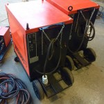 5. Kemppi RA450 MIG Welding Machine Complete With Rival 4 Drive Roll Wire Feeder Complete Package