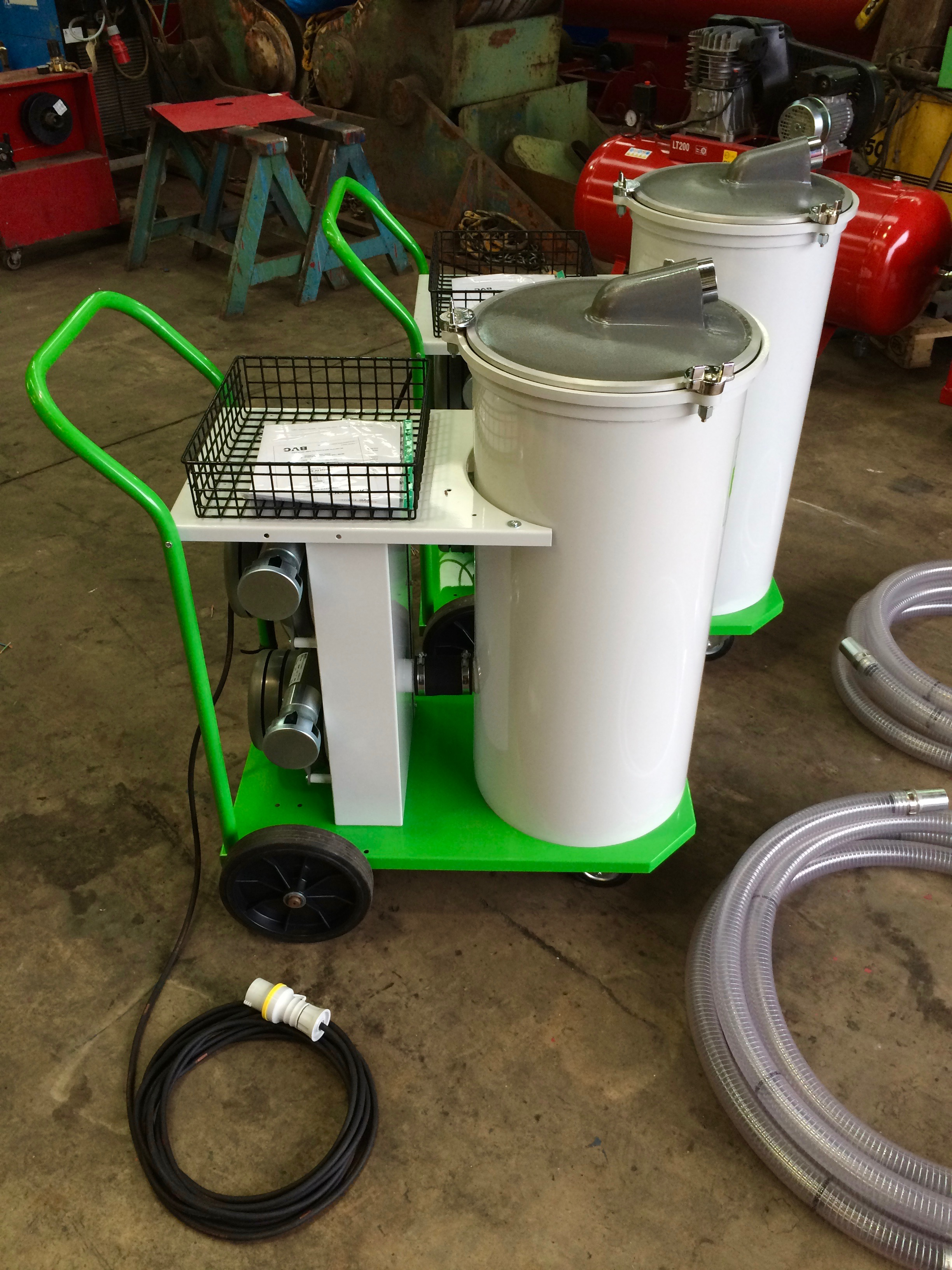 6. Brand New BVC Submerged Arc Portable Flux Recovery Unit For Hire, 110V.jpg