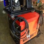 6. Kemppi RA450 MIG Welding Machine Complete With Rival 4 Drive Roll Wire Feeder Complete Package