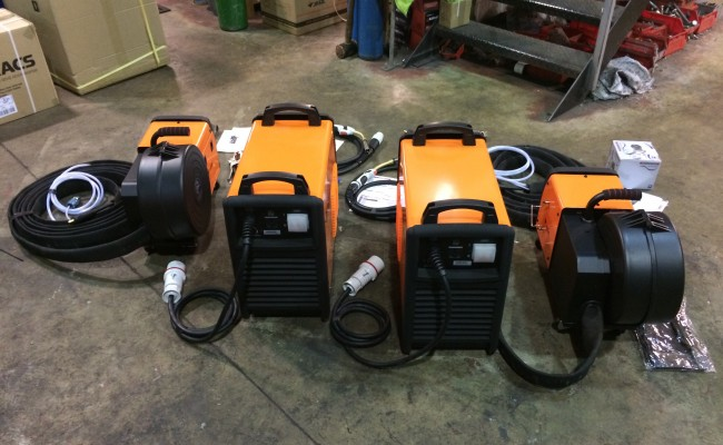 8. Jasic MIG 350 Separate Multi Process CC:CV MIG Welder Inverter Machine Package Deal