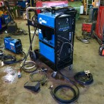 1. Miller Dynasty 350 AC:DC Water Cooled TIG Welder Inverter Complete Package for Hire or to Buy