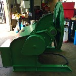 13. BODE 3 Tonne Welding Positioner For Hire and Sale, Fully Reconditioned with Foot Pedal and Pendant Remote Control including brand new machined table