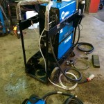 4. Miller Dynasty 350 AC:DC Water Cooled TIG Welder Inverter Complete Package for Hire or to Buy