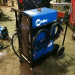 8. Miller Dynasty 350 AC:DC Water Cooled TIG Welder Inverter Complete Package for Hire or to Buy