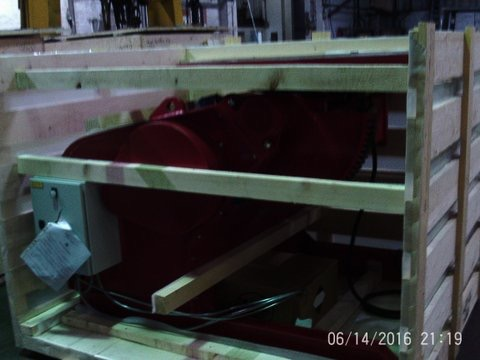 17. BODE 3 Tonne Welding Positioner 415V Fully Reconditioned and Sold For Crated International Shipment