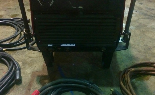 2. Kemppi Tylarc 653 Air Arc Gouging Power Source and Cables for Hire