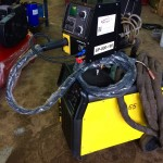 3. ESAB Mig 500tw Water Cooled MIG Welding Machine Complete Package for Hire
