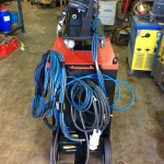 3. Kemppi RA 450 Water Cooled MIG Welding Machine Package for Hire