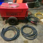 3. Kemppi Tylarc 653 Air Arc Gouging Power Source and Cables for Hire