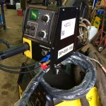 4. ESAB Mig 500tw Water Cooled MIG Welding Machine Complete Package for Hire