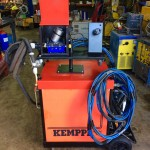 4. Kemppi RA 450 Water Cooled MIG Welding Machine Package for Hire