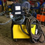 5. ESAB Mig 500tw Water Cooled MIG Welding Machine Complete Package for Hire