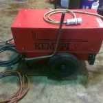 5. Kemppi Tylarc 653 Air Arc Gouging Power Source and Cables for Hire