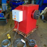 1. 2 Tonne Headstock and Tailstock Welding Positioner Reconditioned