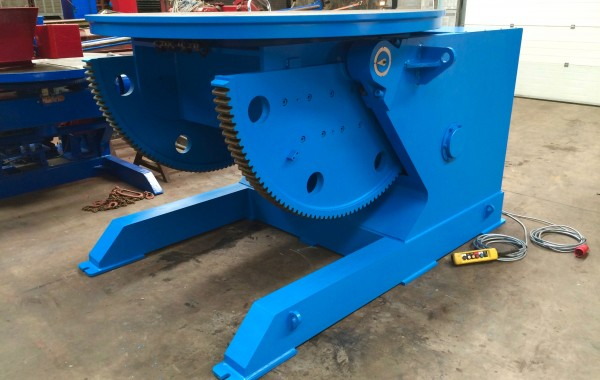 Brand New SWS H10 10 Tonne Welding Positioner, Hire Fleet and for Sale