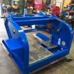 12. BODE 5 Tonne Welding Positioner Fully Reconditioned, Refurbishment Process
