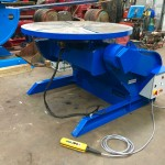 14. BODE 5 Tonne Welding Positioner Fully Reconditioned, Refurbishment Process