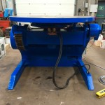 15. BODE 5 Tonne Welding Positioner Fully Reconditioned, Refurbishment Process