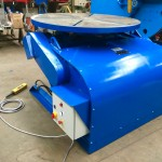 20. BODE 5 Tonne Welding Positioner Fully Reconditioned, Refurbishment Process