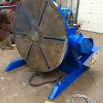 23. BODE 5 Tonne Welding Positioner Fully Reconditioned, Refurbishment Process
