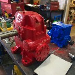 6. BODE 5 Tonne Welding Positioner Fully Reconditioned, Refurbishment Process
