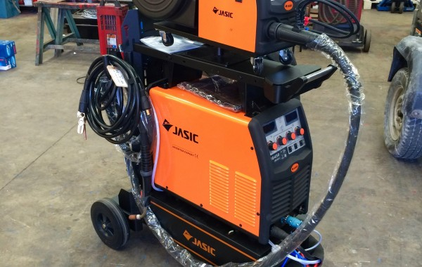 Jasic MIG 450 Water Cooled MIG Welder Inverter Package