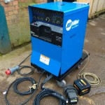1. Miller Syncrowave 350 LX AC:DC Water Cooled TIG Welding Machine Hire Package