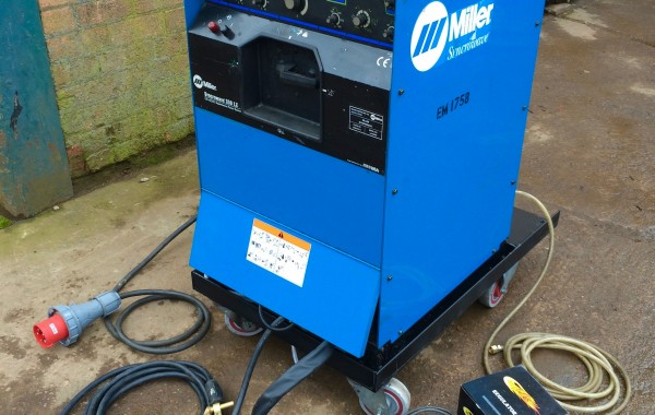 Miller Syncrowave 350 LX AC/DC Water Cooled TIG Welding Machine Hire Package