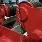 2. Reconditioning BODE SAR 2000 100 Tonne Self Aligning Welding Rotators for Hire or to Buy