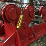 4. Reconditioning BODE SAR 2000 100 Tonne Self Aligning Welding Rotators for Hire or to Buy
