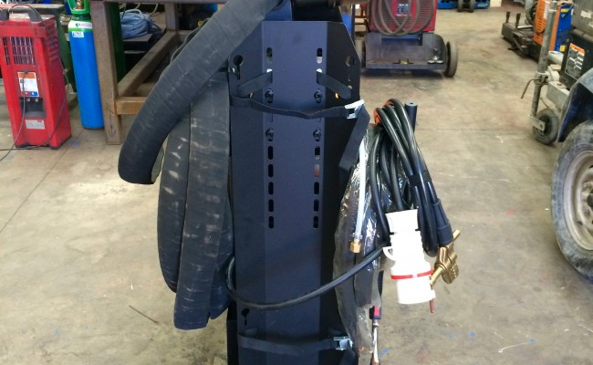 5. Jasic MIG 450 Water Cooled MIG Welder Inverter Package