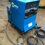 5. Miller Syncrowave 350 LX AC:DC Water Cooled TIG Welding Machine Hire Package