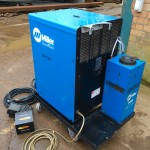 7. Miller Syncrowave 350 LX AC:DC Water Cooled TIG Welding Machine Hire Package