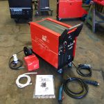 1. SWP MIG 210 Turbo 240V MIG Welding Machine Package