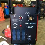 2. SWP MIG 210 Turbo 240V MIG Welding Machine Package