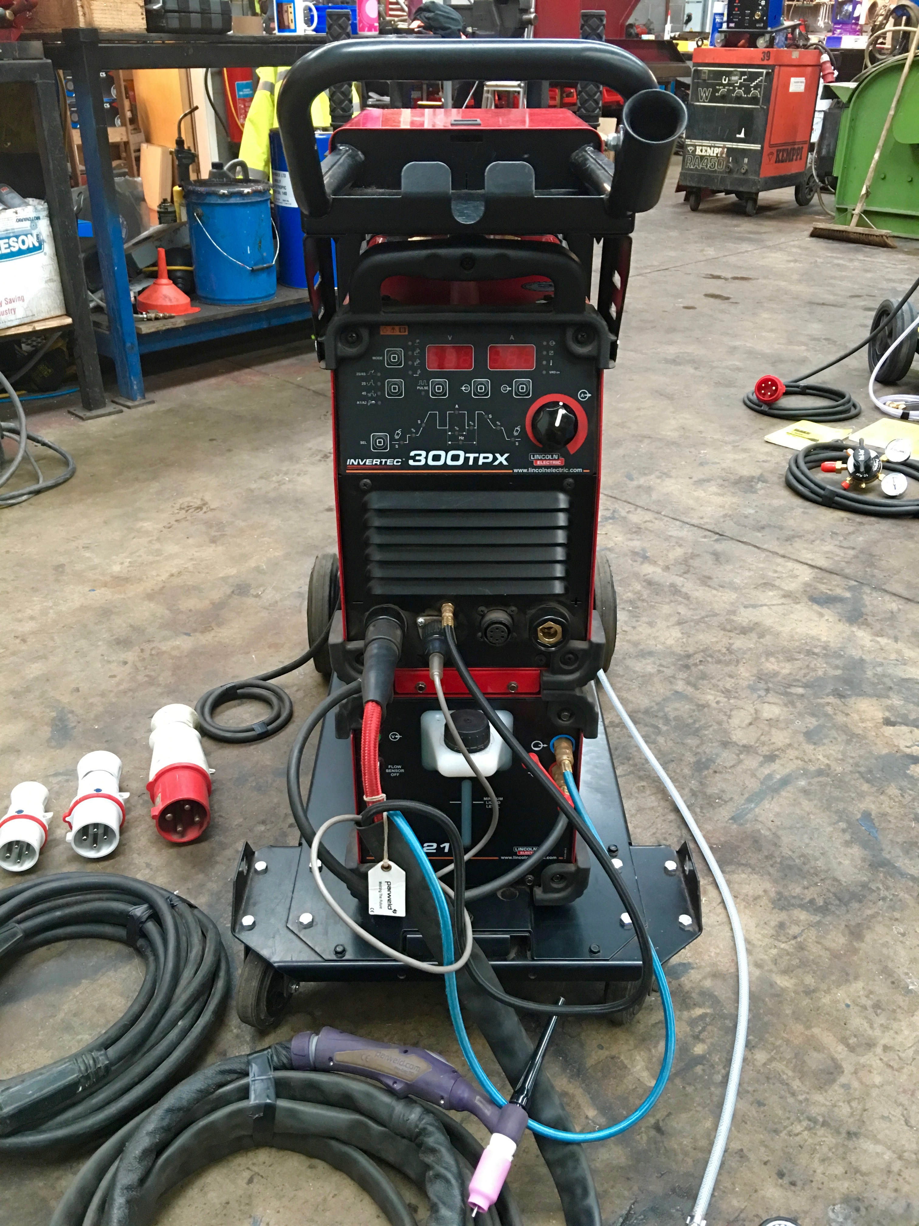 lincoln cart youtube tig wave watch electric square welders to welding how