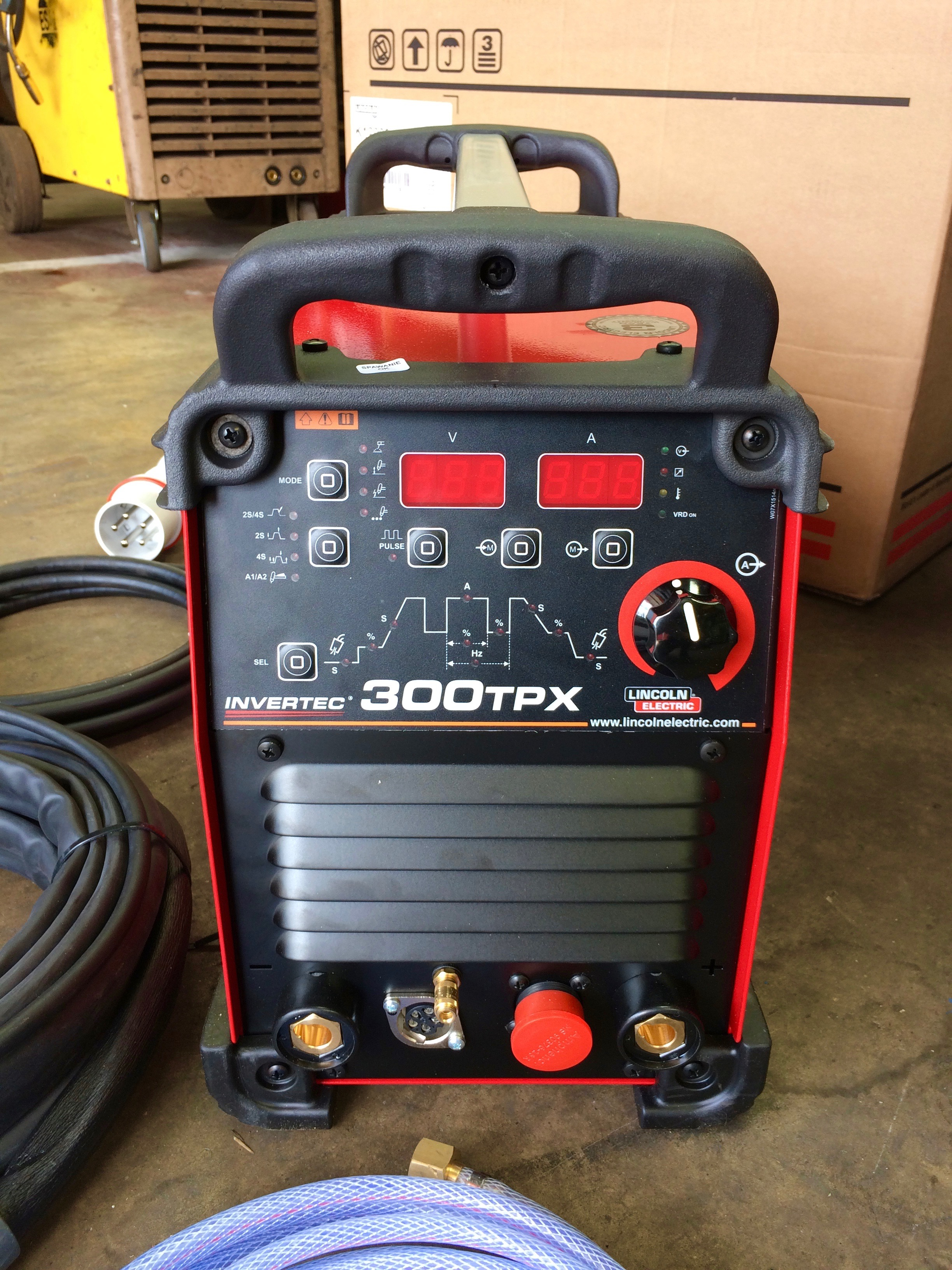 MMA Stick Welding Equipment | Spectrum Welding Supplies Ltd