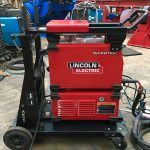 4. Lincoln Electric Invertec TPX 300 Water Cooled DC TIG Welder Inverter Package, 415V