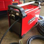 5. Lincoln Electric TPX 300 Air Cooled DC TIG Welder Inverter Package, 415V
